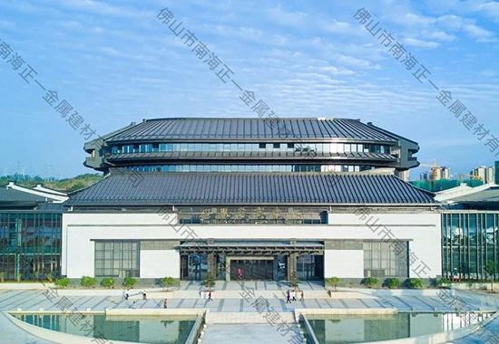 梅州客商文化中心